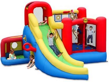 Детский батут игровой центр